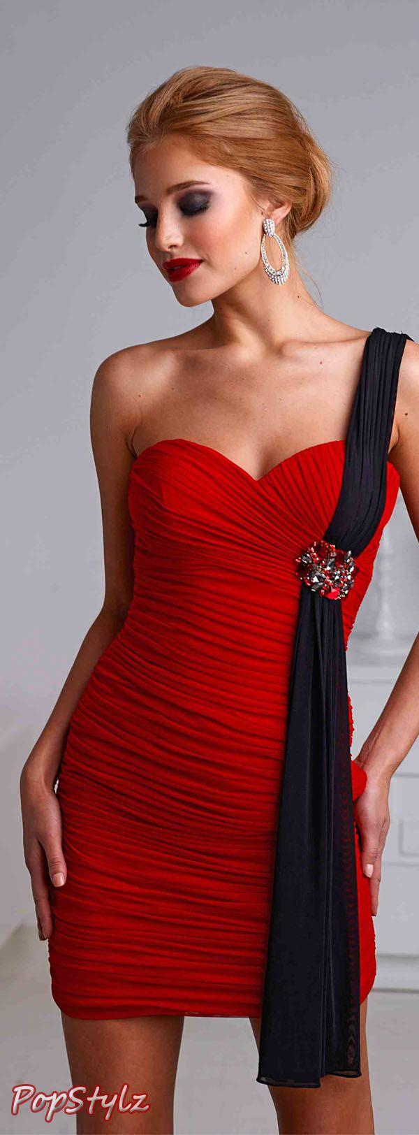 Terani Couture.. Mini Dress.. brilliant! | Great Cocktail Shorties ...
