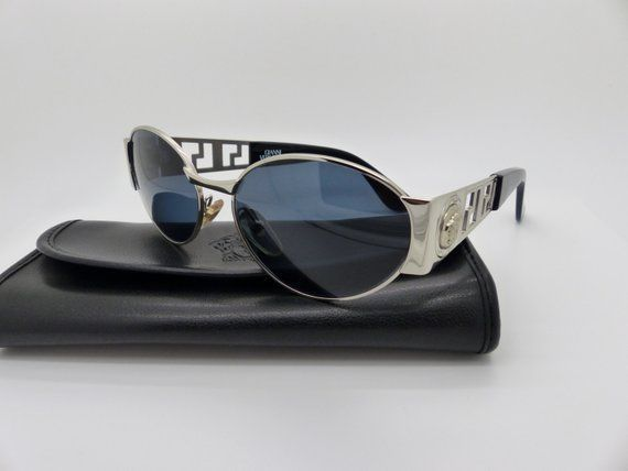 b7f60afb23 Gianni Versace Sunglasses Mod S38 Col 26M Genuine Vintage New Old Stock  1980 s  fashion  clothing  shoes  accessories  vintage  vintageaccessories  (ebay ...