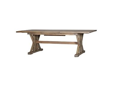 Shop For Four Hands Tuscan Spring Ext Dining Tbl Sun VTUD - Tuscan spring dining table