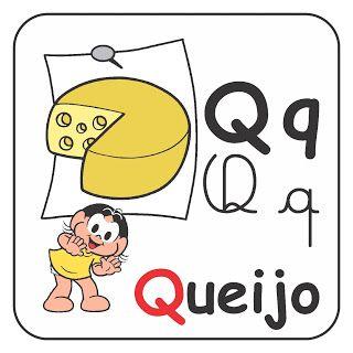 Alfabetizando Com Monica E Turma Alfabeto 4 Tipos De Letras