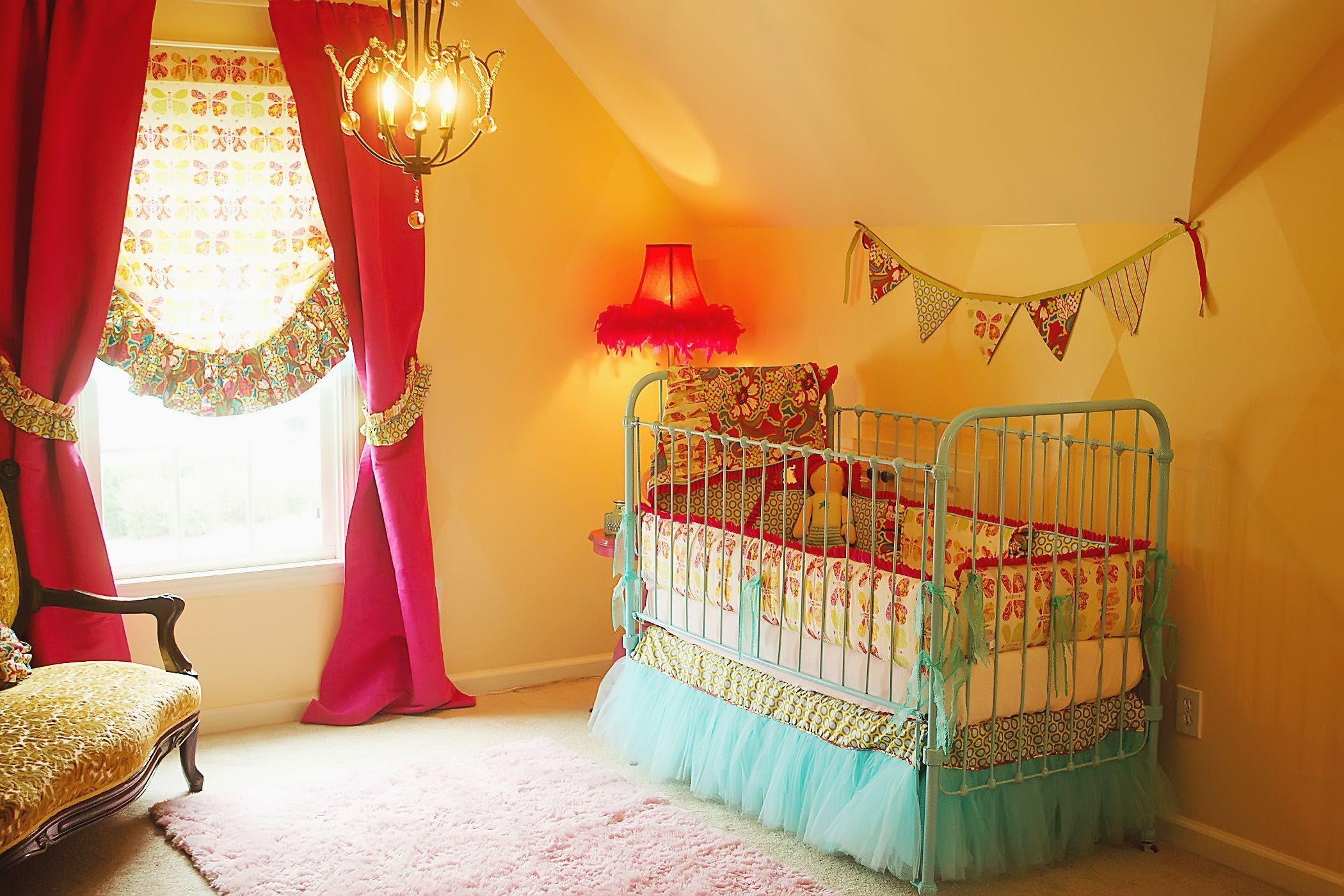 tulle bed skirt banner baby 2 nursery pinterest bed skirts