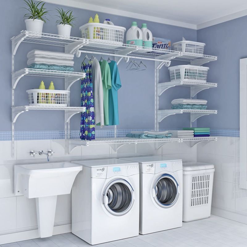 Rea de servi o planejada casa tais e mateus pinterest for Muebles para lavanderia de casa