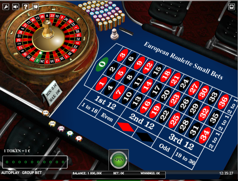free 10 bet on roulette