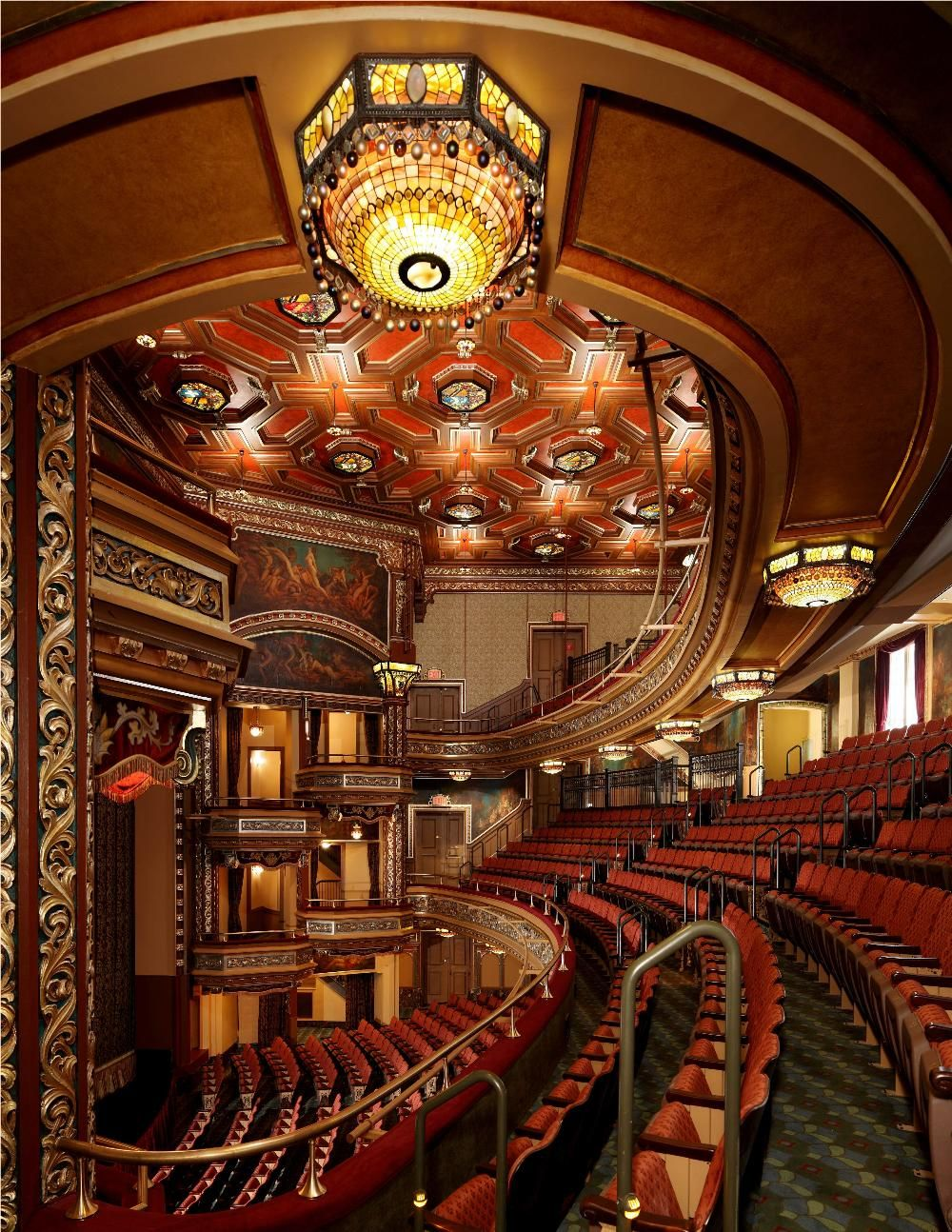 Belasco theatre nyc i loved being there its so