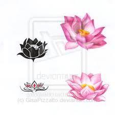 lotus tattoo ile ilgili görsel sonucu