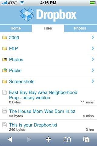 Dropbox Empresa Social Pinterest Iphone interface - excel spreadsheet app iphone
