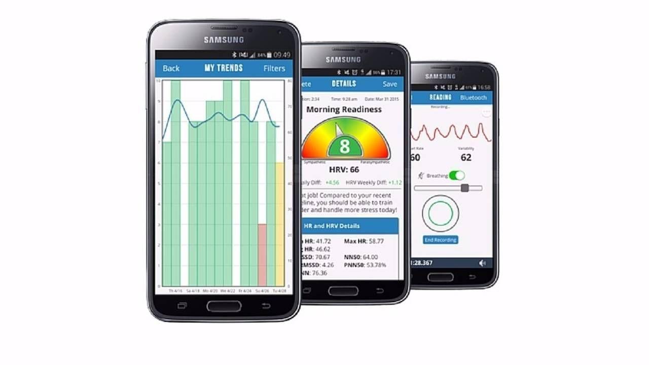 Elite hrv heart rate variability coach client review