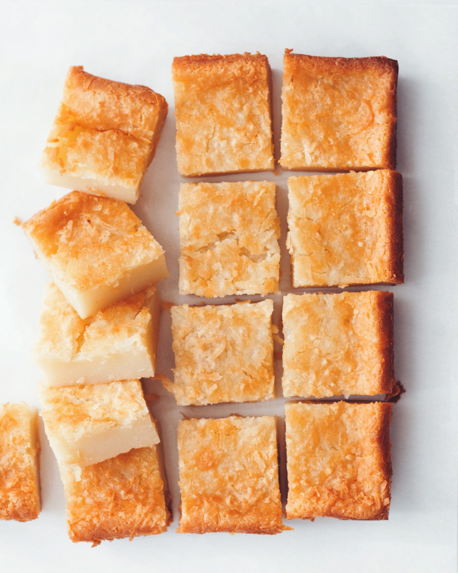 Butter Mochi From Aloha Kitchen Cookbook With Images Butter