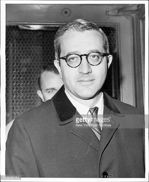 On December 18, 1967, Anthony Corallo was indicted on charges of