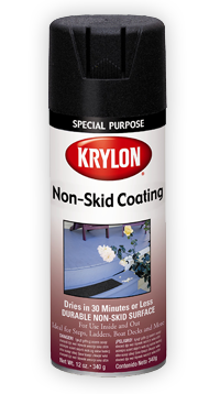 Best Non Skid Coating By Krylon Can Put On Slippery Bare 400 x 300