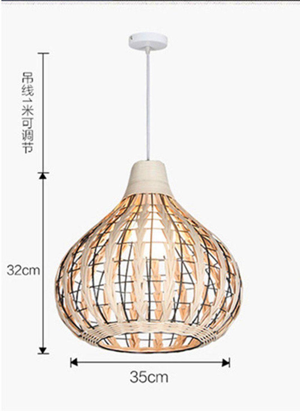 Larsure Industriel Rétro Lustre Luminaire Suspension Plafonnier HWI9ED2