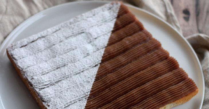Cake comme un Mont-Blanc (C. Michalak) | Cuisine, Repas ...