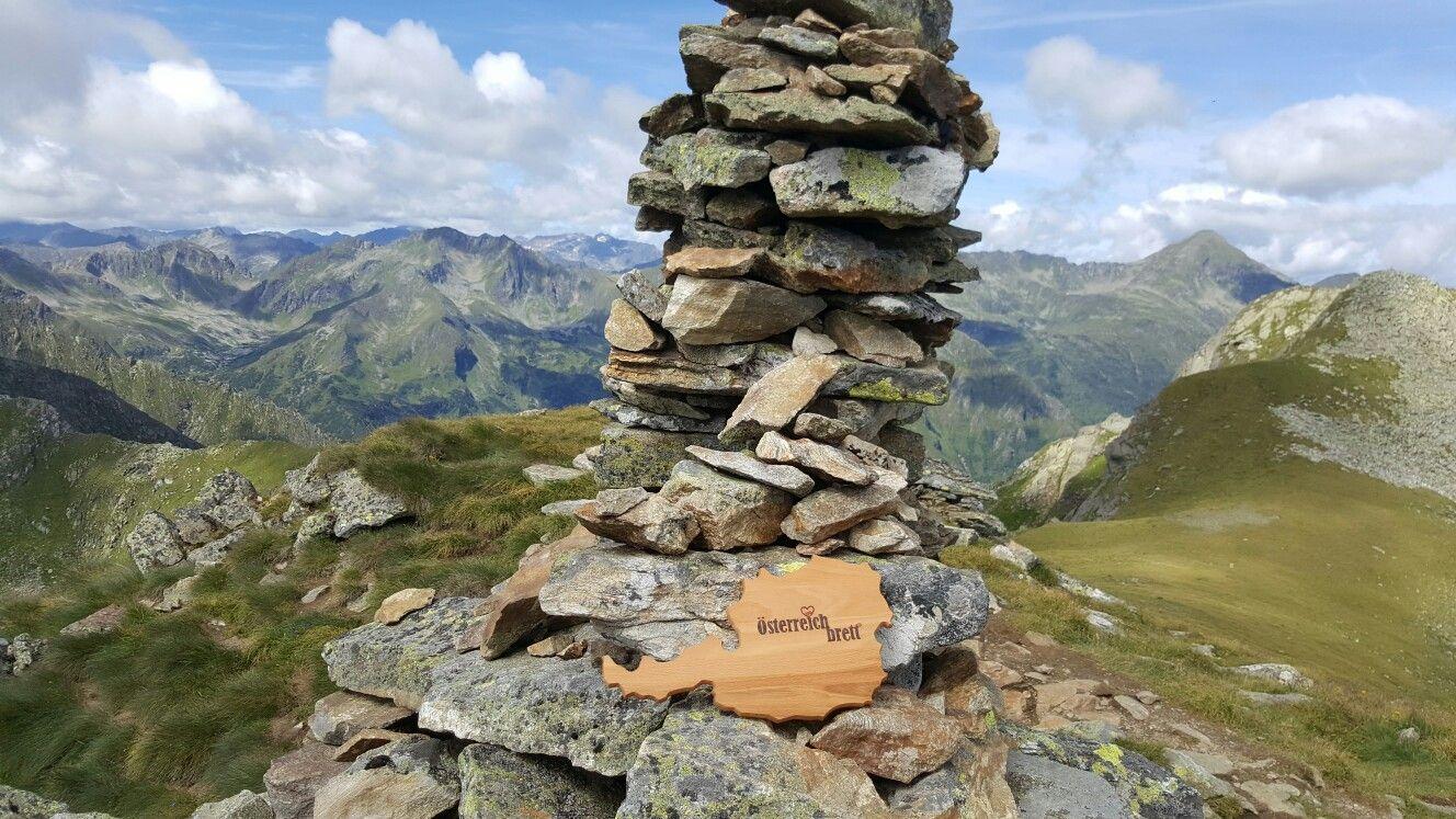 Gipfel  Deneck 2433m