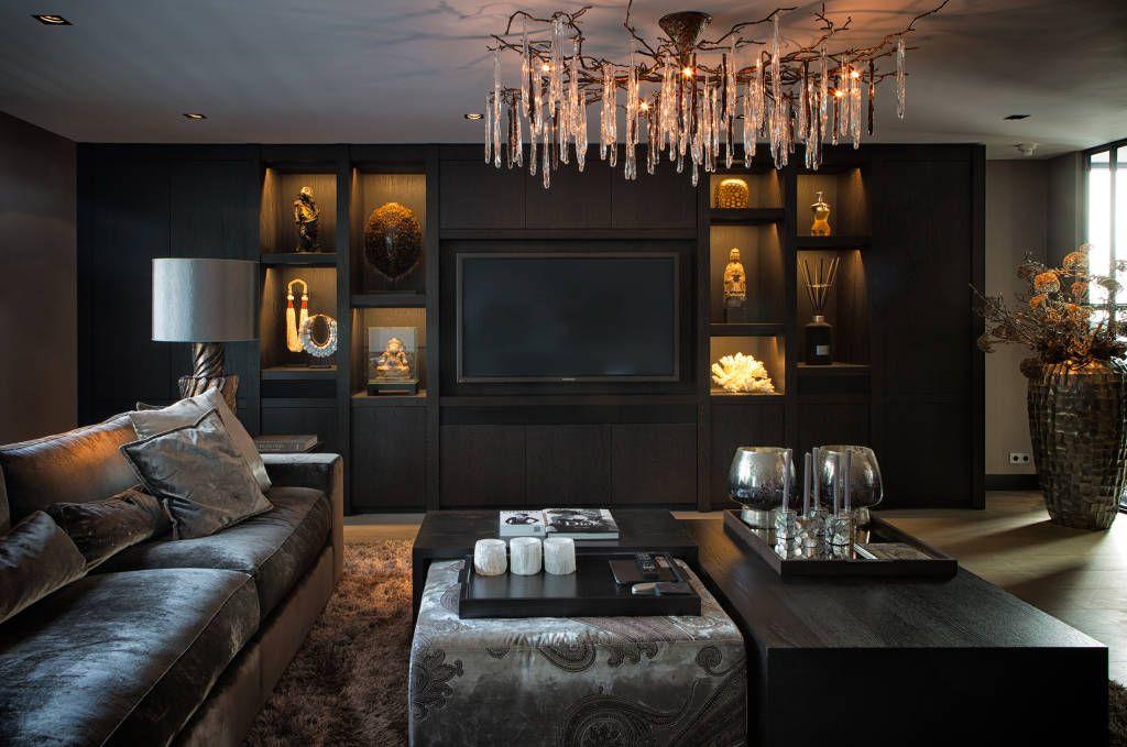 Living room woonkamer door bb interior in eric kuster