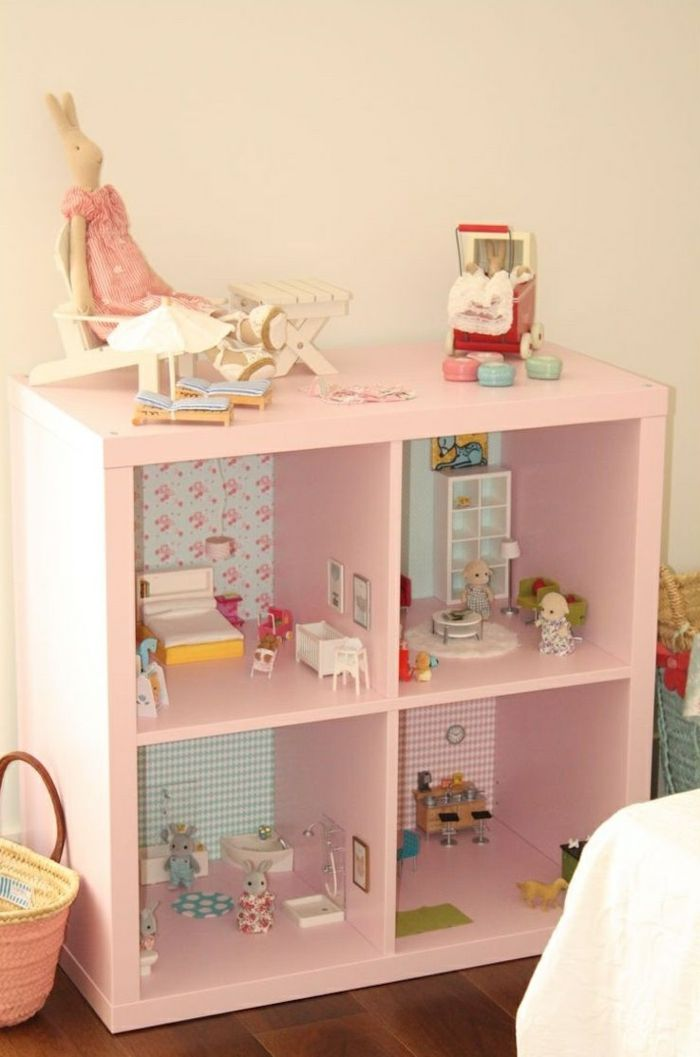 maison de poupee en bois idees diy pour faire heureux vos enfants bella s space pinterest kinderzimmer haus and kinder zimmer