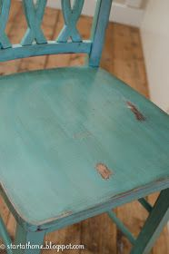 Start at Home: Glazing with a Stain