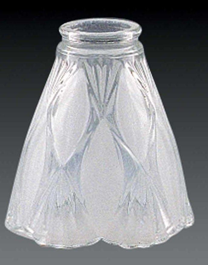 4 75 glass bell pendant shade wayfair