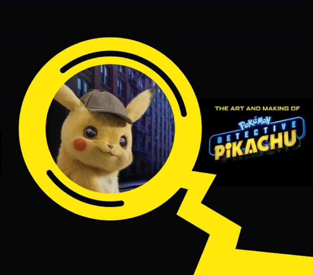 The Art And Making Of Pokemon Detective Pikachu Artbook Hardcover Pikachu Free Books Download Detective