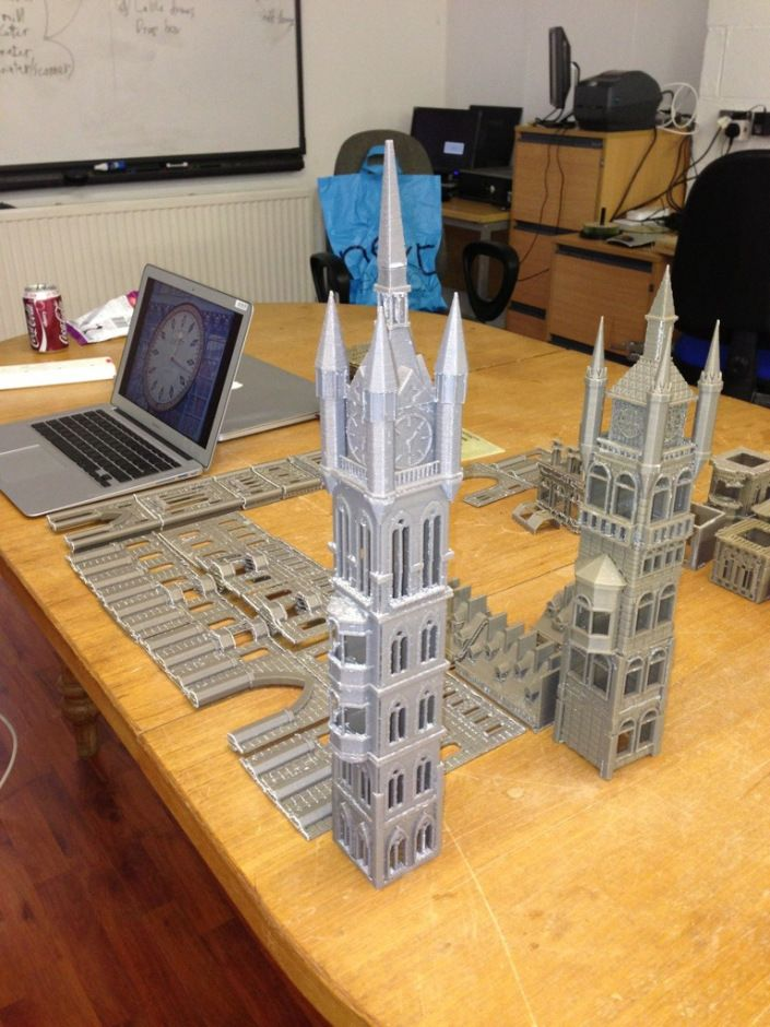 Pin en 3D Printed Architecture