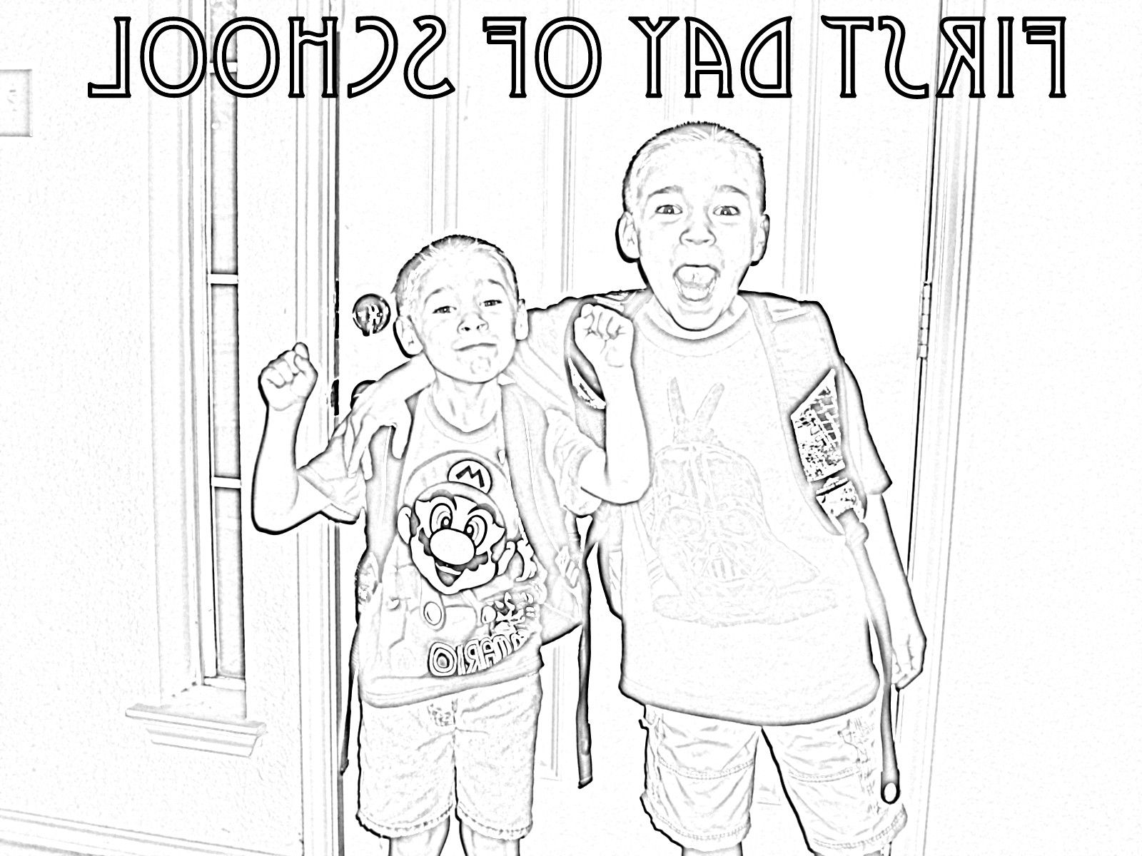 Turn Picture Into Coloring Page Coloring Page Coloring Pages