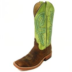 a91f01a2fa3 Anderson Bean Men's Brown/Kiwi Cowboy Boots S1093 $289.95 | Mens ...