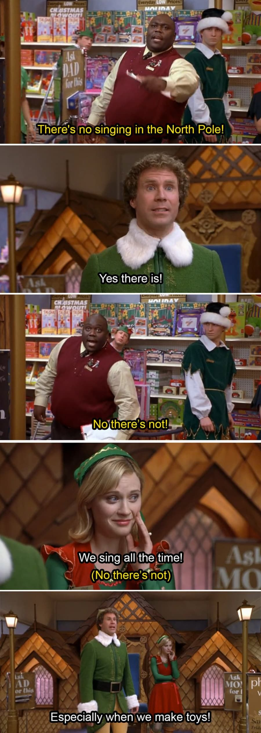 "34 ""Elf"" Quotes That Never Get Old Funny christmas"