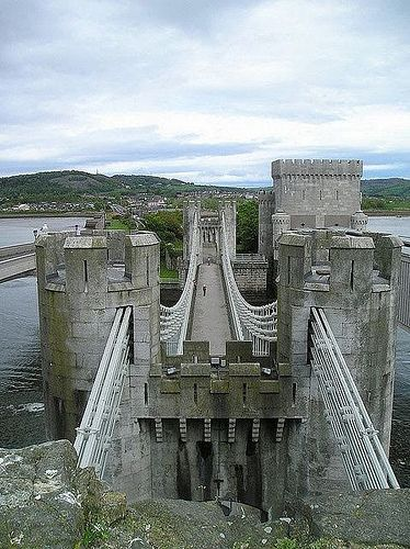 image for Conwy Castle, North Wales wallpaper