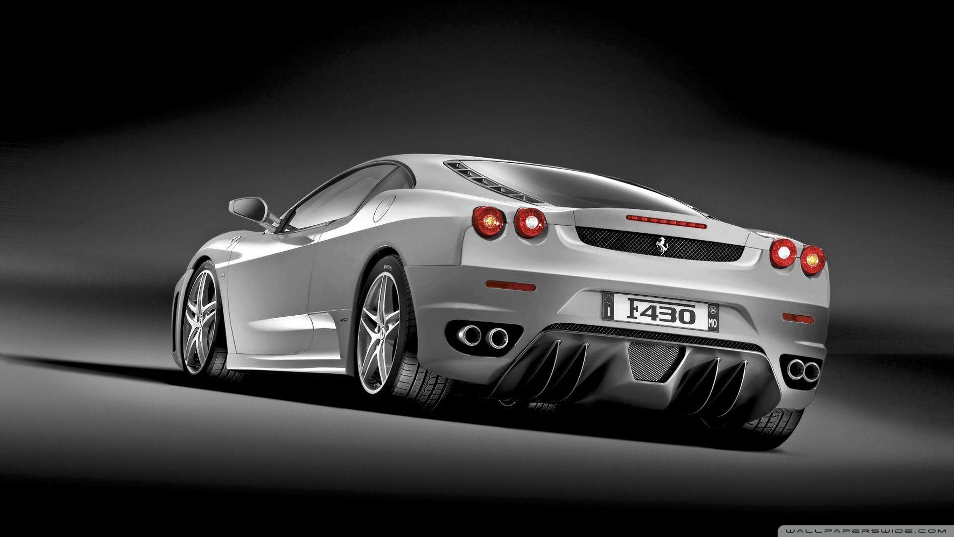 Ferrari Sport Car HD Desktop Wallpaper Widescreen High