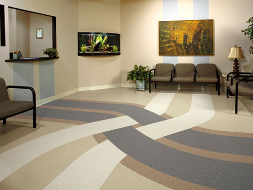 PVC Flooring is the newage answer to all your flooring