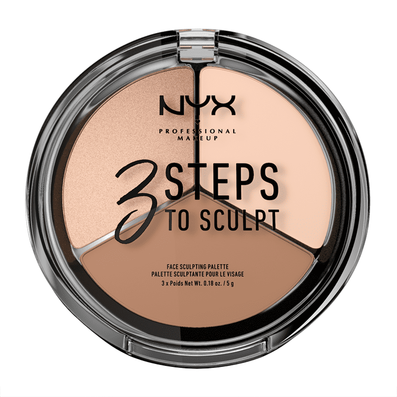 Photo of NYX Professional Makeup 3 Steps to Sculpt 15g
