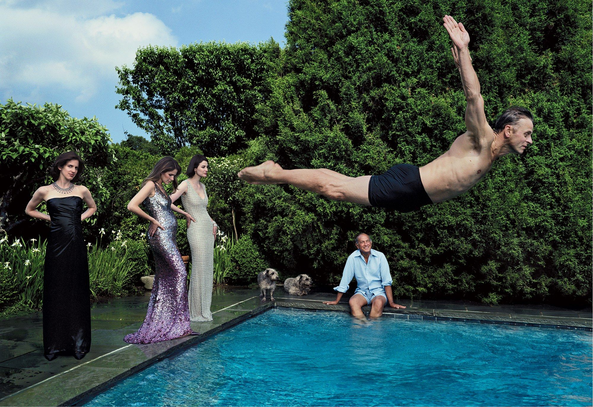 The Best Swimming Pools in _Vogue_