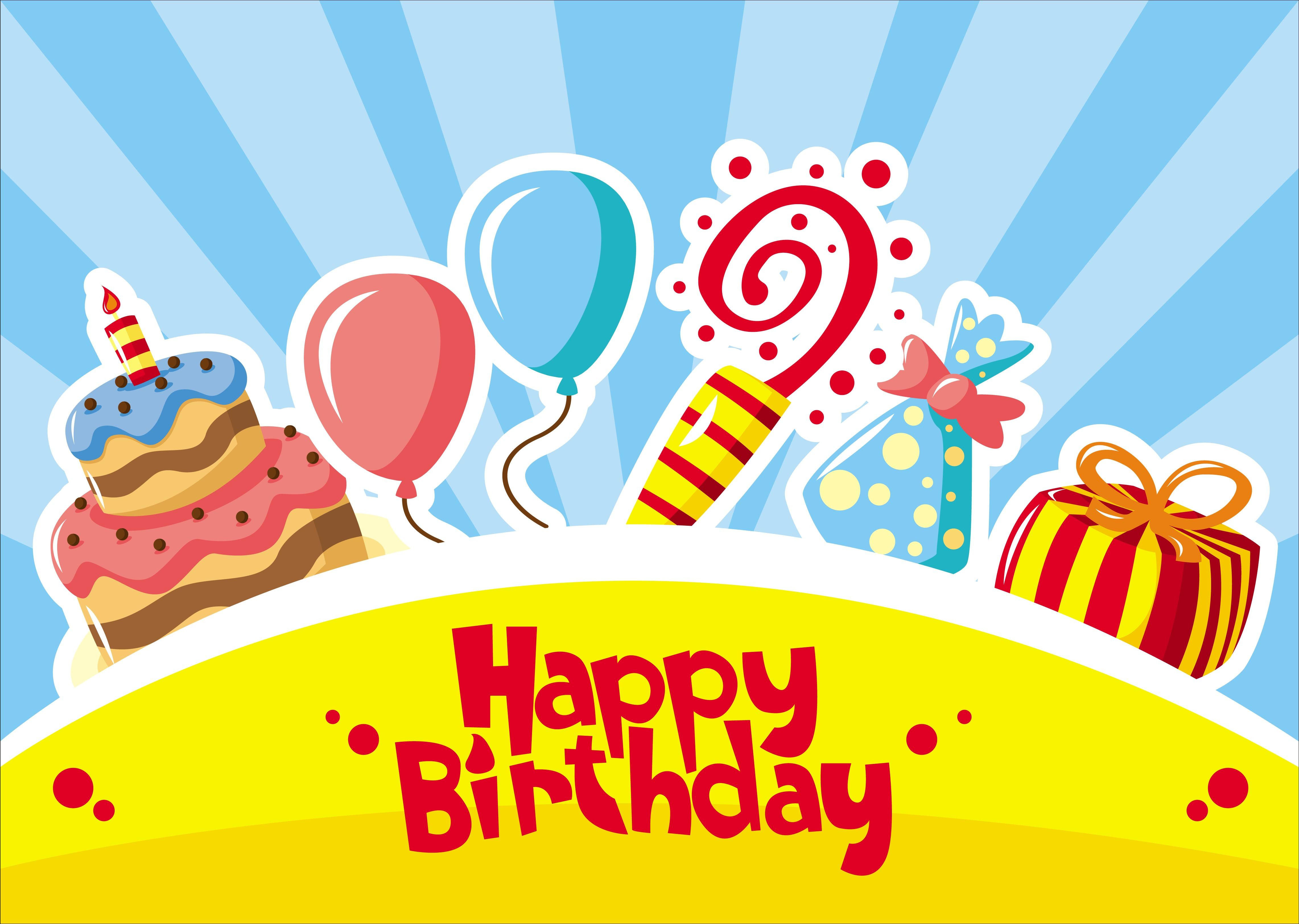 Happy birthday song download – Birthday Singing Card