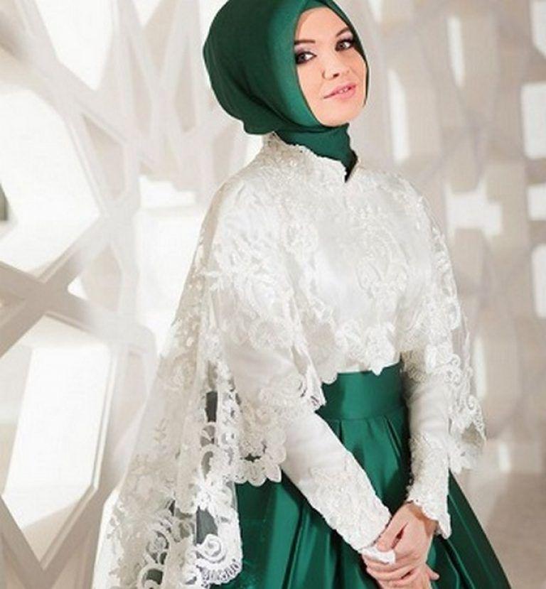 Model Baju Kebaya Wisuda Berhijab