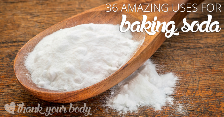 36 Uses for Baking Soda