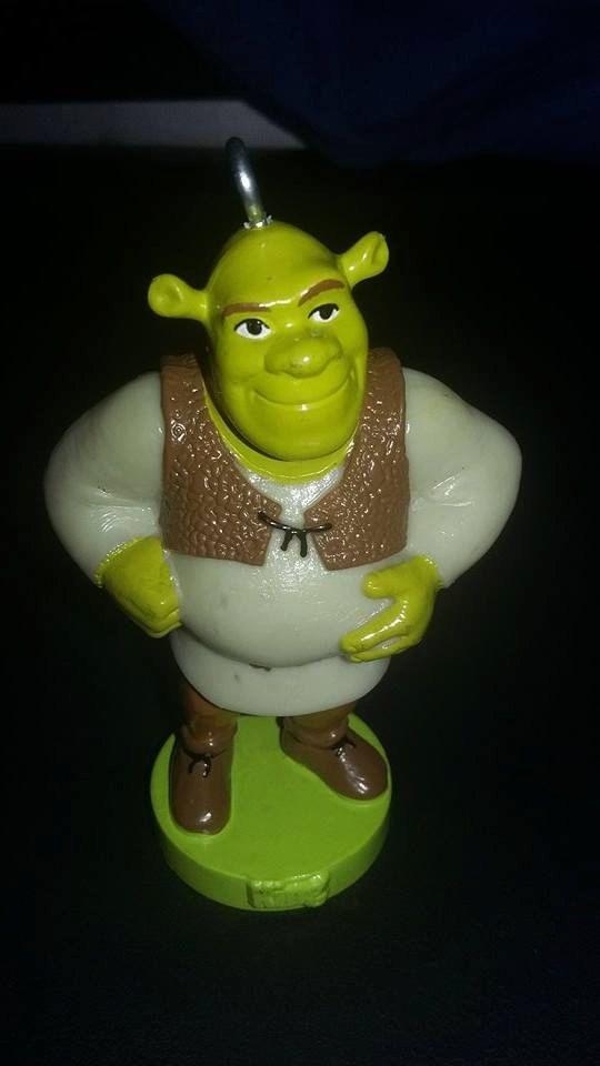 Shrek Christmas Ornament by CrazyDazys on Etsy - Shrek Christmas Ornament Ornaments Ornaments, Christmas