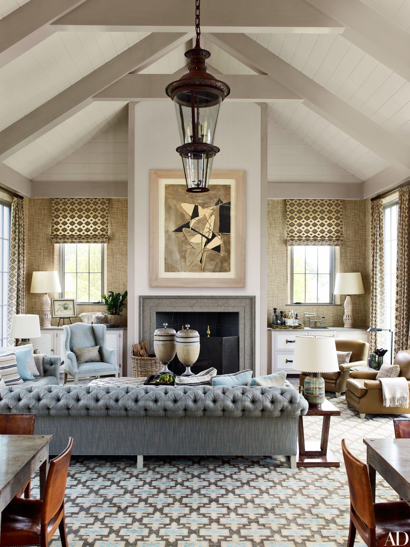 Step Inside a Bridgehampton Home Designed by Steven Gambrel | Decor ...