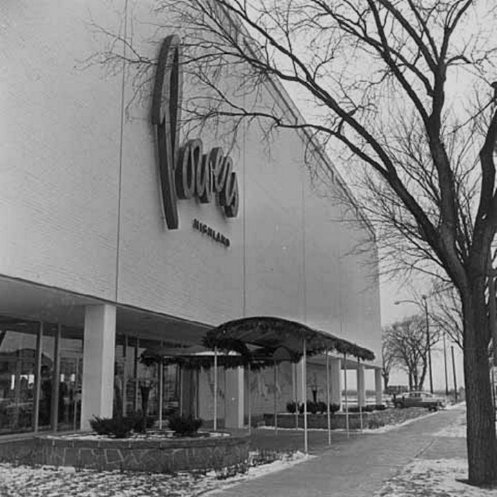 Powers Department Store Knollwood Mall St Louis Park Minnesota