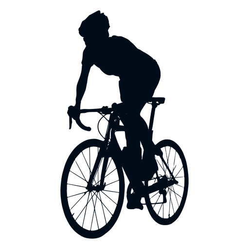 Cyclist Spriting Silhouette Ad Paid Sponsored Silhouette Spriting Cyclist Silhouette Png Silhouette Graphic Image