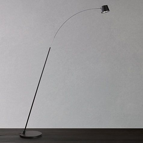 Unique Buy House by John Lewis Ralph LED Floor Touch Lamp Black Chrome line at For Your Plan - Luxury touch lamp Amazing
