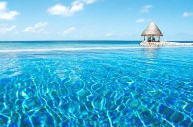 Maldivian Island Extravagance