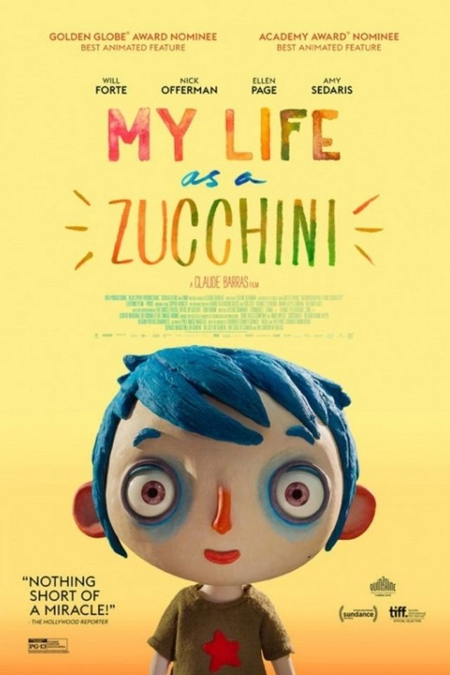 Watch and Download My Life as a Zucchini Full Movie 2017