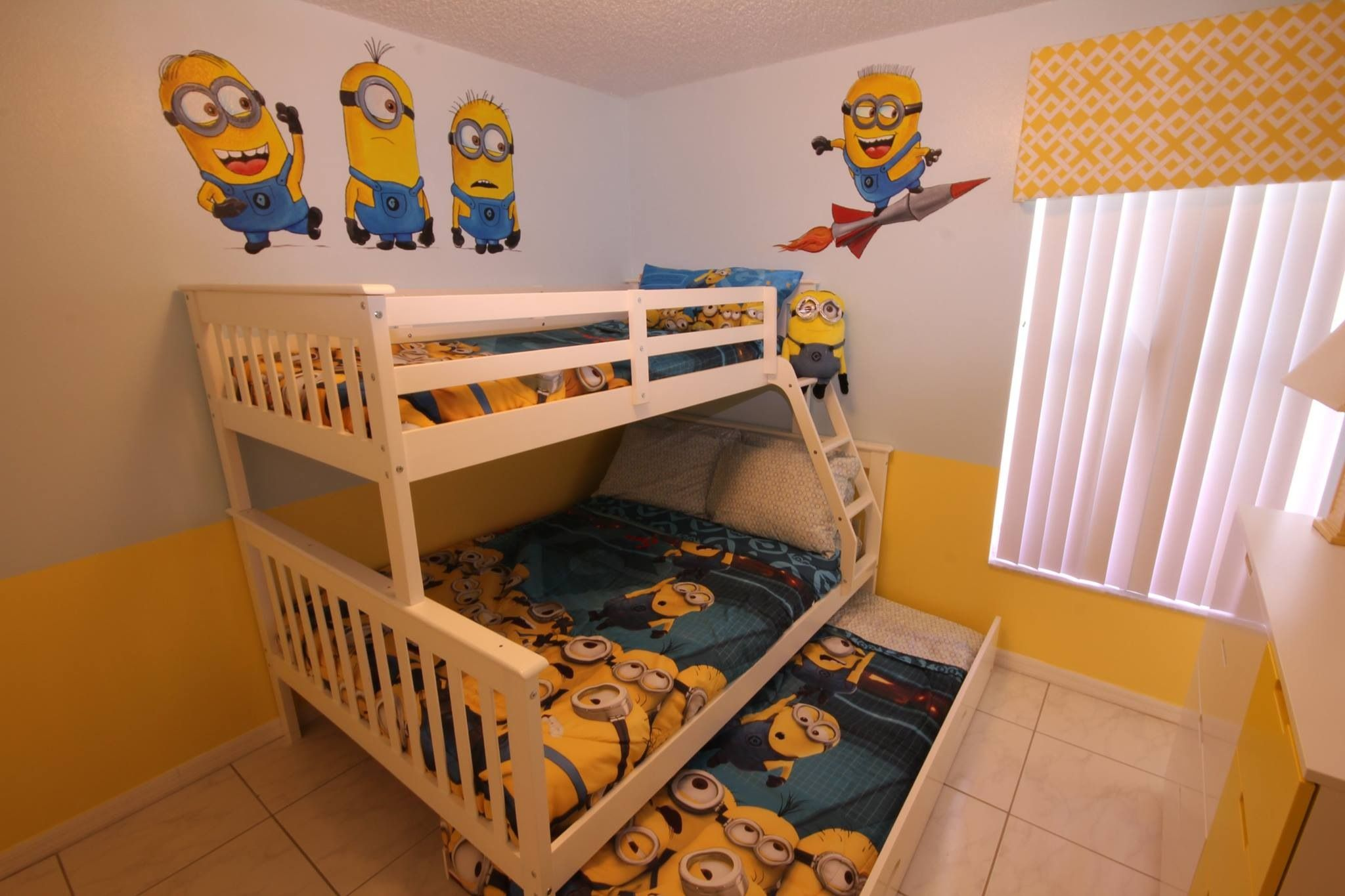 Image Result For Minions Bedroom