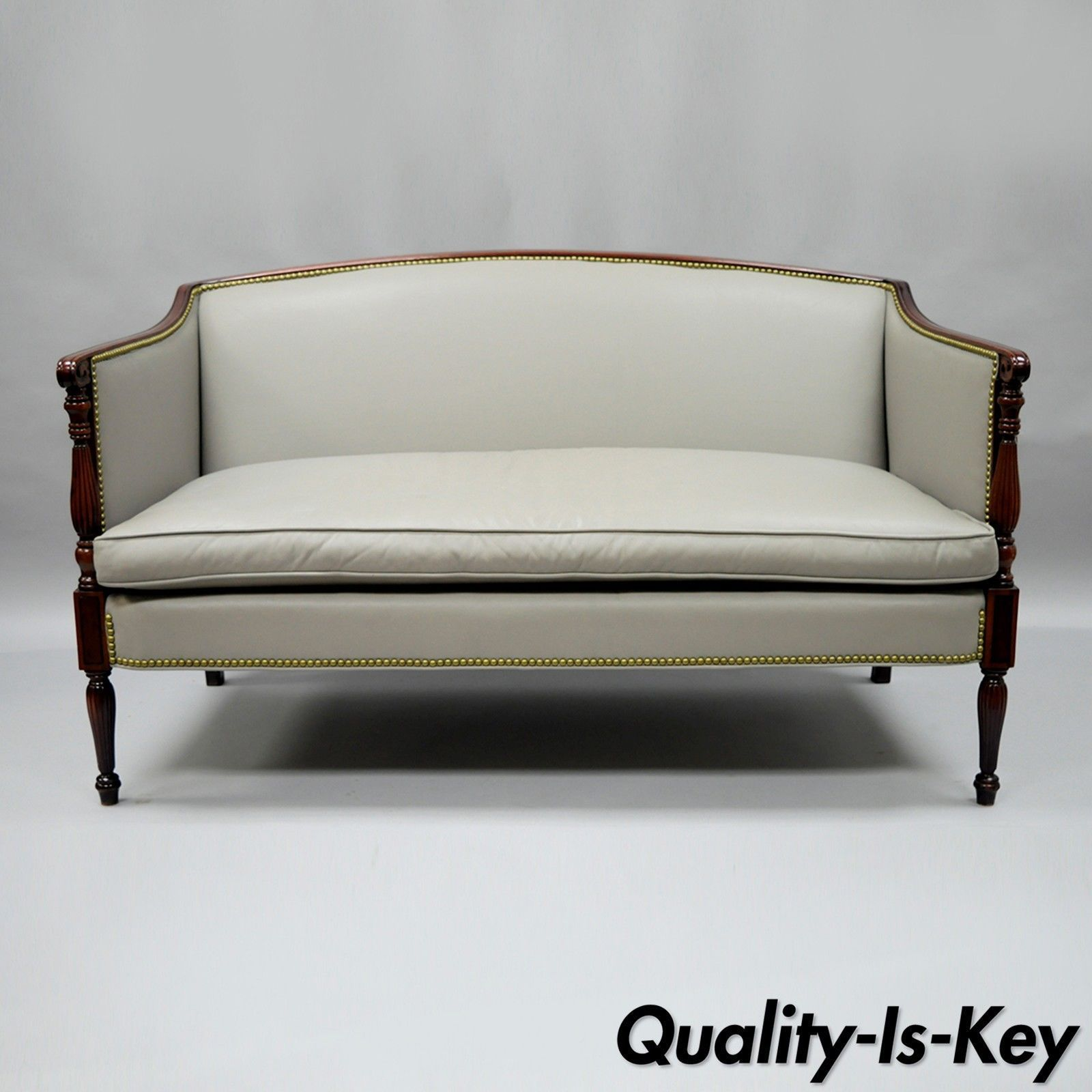 plum home hayneedle josephine collage pin furniture bixby com loveseat chelsea brown from