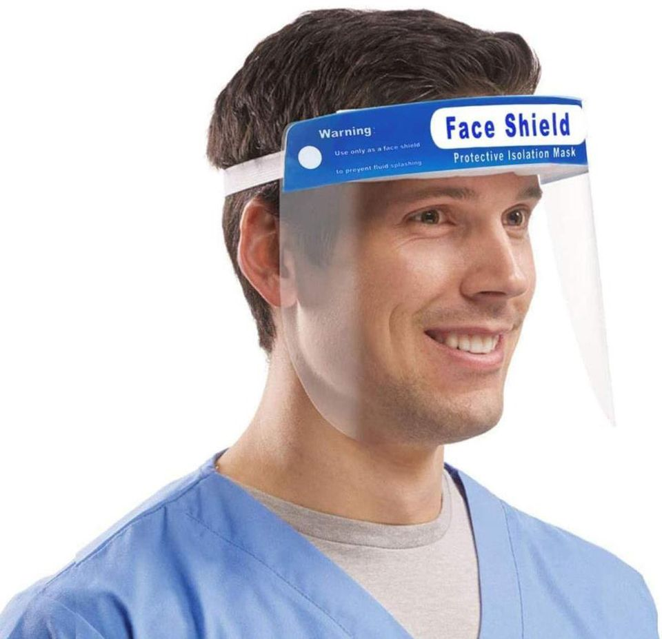 Protective Face Shield (FDA Approved) in 2020 Face