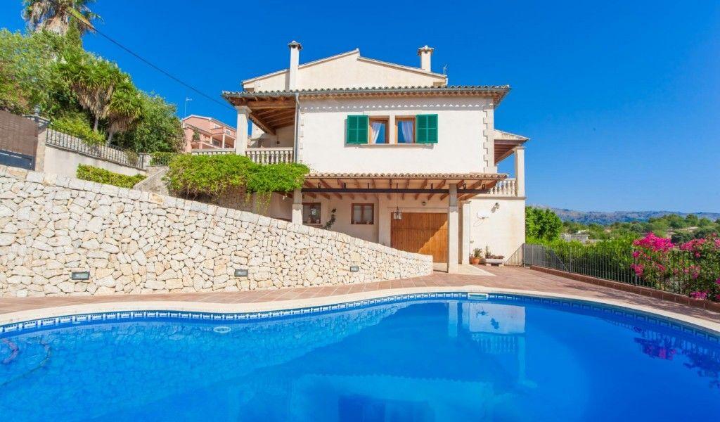 Vakantiehuis in campanet balearen dit mooie huis met een