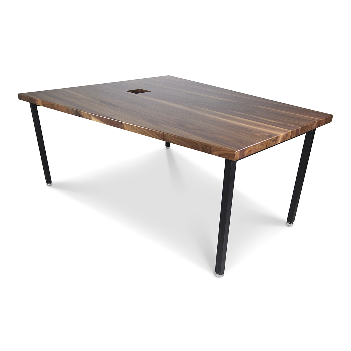 Revolve CIII Is A Revolutionary Conference Table With Its Trapezoid - Trapezoid conference table
