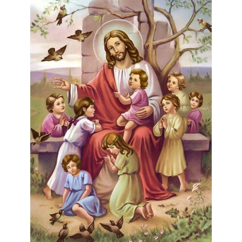 Картинки о иисусе христе для детей, открытки для организаций