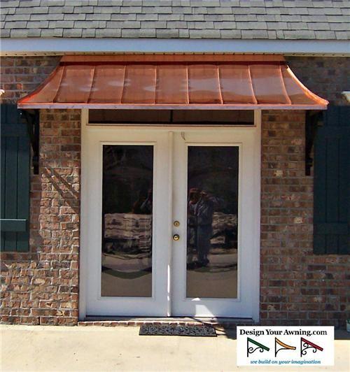 Exterior Door Canopies