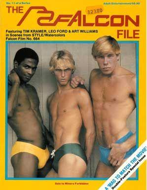 Gay Pornstar Leo Ford