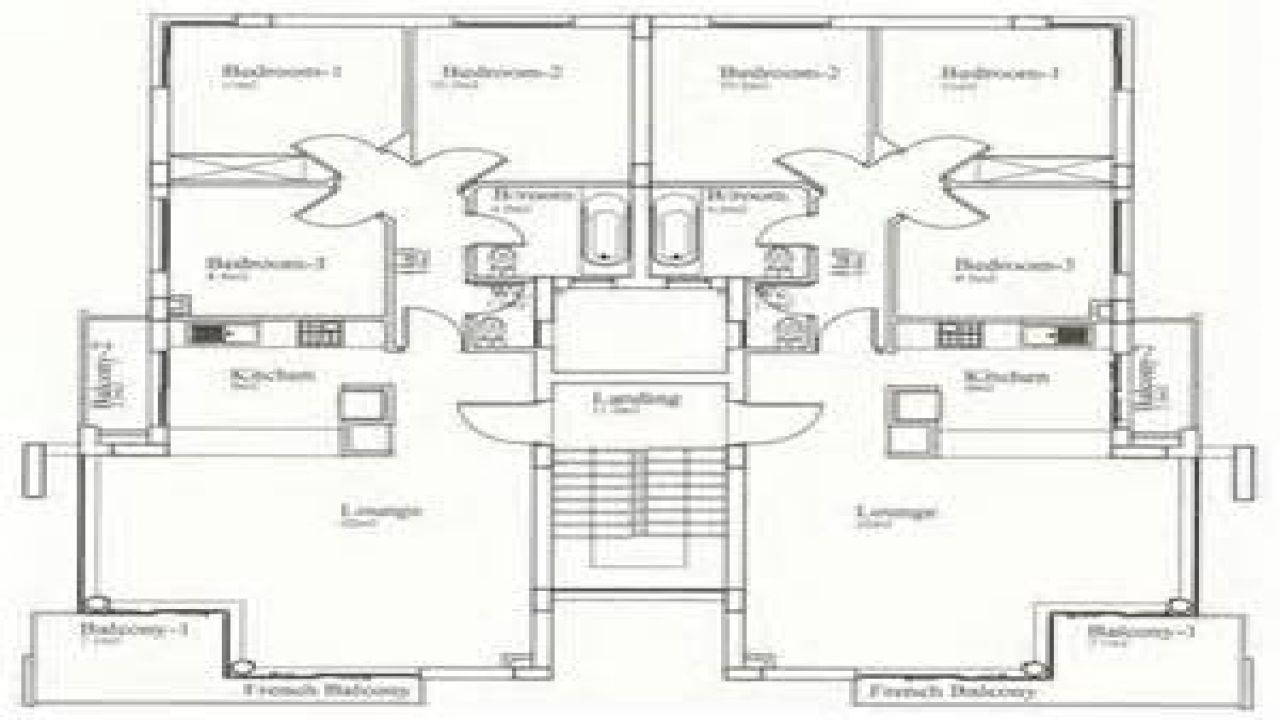 4 Bedroom Bungalow House Plans Uk In 2020 Bungalow Floor Plans Apartment Floor Plans Bungalow House Plans